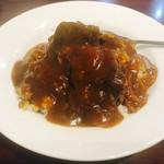 保昌 - 牛バラ肉カレーご飯