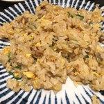 89035378 - 炒飯(400円 税抜) 普通に美味しい!極王炒飯の方がいいかなー