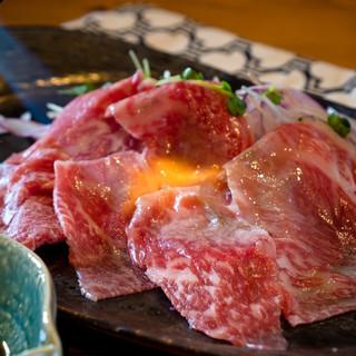 極上の肉料理が楽しめる♪