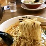 89036048 - 私の麻辣担々麺の麺