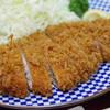 Tonkatsukurogane - 料理写真:上ロースかつ
