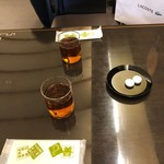 89038122 - お茶とオセロの白みたいな謎の物体w