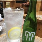 喜多八 - ドリンク写真:レモンサワー