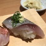 寿司処 都々井 - 真いわし