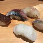 寿司処 都々井 - にぎりその2