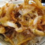 丸亀製麺 - 天丼