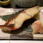 鈴波 - 焼魚(鰆の味醂粕漬)