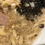 麺工 豊潤亭 - 特製中華そば
