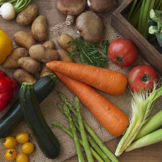 新鮮野菜のサラダブッフェ