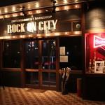 ROCK ON CITY - 外観
