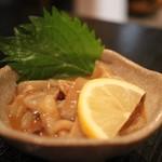 和洋創作厨房BIZ - 自家製イカの塩辛
