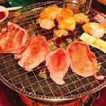 89048458 - 大宮南銀店ではセルフ焼き肉が可能