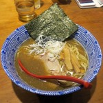 RYOMA本店 - 煮干し中華そば¥723