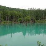 89049389 - 青い池