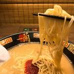 一蘭 - 麺
