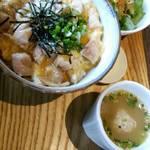 籠乃鶏大山 - 料理写真: