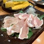 焼鶏 松本 - たたき
