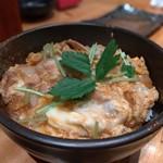 焼鶏 松本 - 親子丼