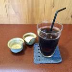 ジャム cafe 可鈴 - 食後のアイスコーシー(´艸`)