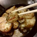 広島焼き どんき - とろーりチーズ