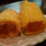 和洋創作厨房ビズ - とうもろこしの天ぷら