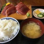 花ふじ - マグロ定食