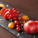 厳選高糖度のフルーツトマト