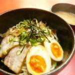 ラーメン熊きち - 料理写真:つけ麺