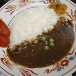 芋喰島 - ハヤシライス500円