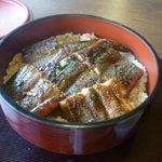 なかがわ亭 - 料理写真:うな重(ご飯大盛り)
