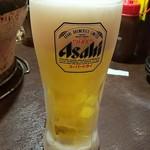 生ビール(2018.07.10)