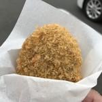 和気精肉店 - 揚げたてコロッケを
