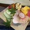 ニコ モンド - 料理写真:4000円コース前菜