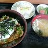 Sugimotoshokudou - 料理写真:焼肉丼 680円