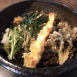 そばグルメ花咲 - 料理写真:五目そば。ジャスト千円。