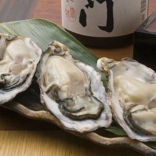 ★生牡蠣がなんと99円!★