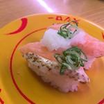 スシロー - 料理写真:・おろし焼きとろサーモン