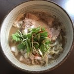 麺処 と市 - らーめん大750円