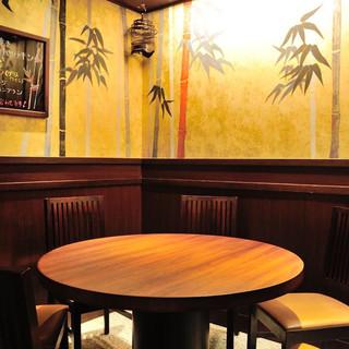 特別なお食事におすすめ◎接待・会食に最適な個室もあり
