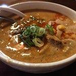 味の蔵 壽楽 - みそ担々麺850円