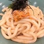 TsuruTonTan Udon Noodle Brasserie - うにうどん