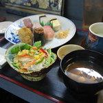 大鳥居 - ランチお寿司