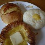 Pain de Enkun - 買ったパンの一部