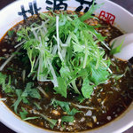桃源花 - 黒胡麻担々麺