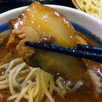 優勝軒 - つけ麺(並)