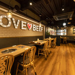LOVE BEEF -