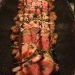 バルバル - ラム肉のロースト
