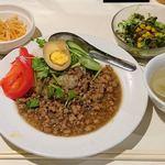 台湾料理故宮 - 台湾料理 故宮 @渋谷 ランチ 魯肉飯 税込680円 ご飯少なめでお願い