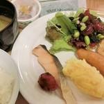 ホテルルートイン豊川インター - 料理写真:無料朝食