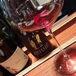 自然派ワインとアテ F - 南伊のプリミティーヴォ